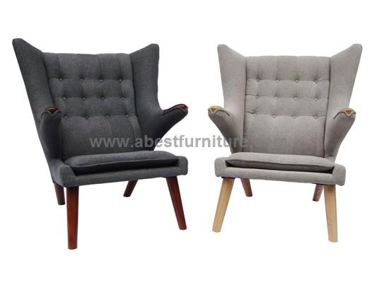 Hans Wegner Papa Bear Chair Replica Papa Bear Chair