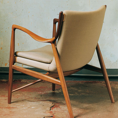 Finn Juhl Model 45 Chair Replica Model 45 Chairs Designer