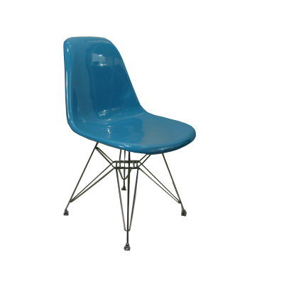 eames plastic side chair. Black Bedroom Furniture Sets. Home Design Ideas
