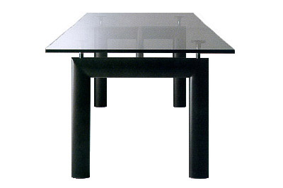 Le corbusier lc6 dining table replica lc6 dining table - Table le corbusier lc6 ...