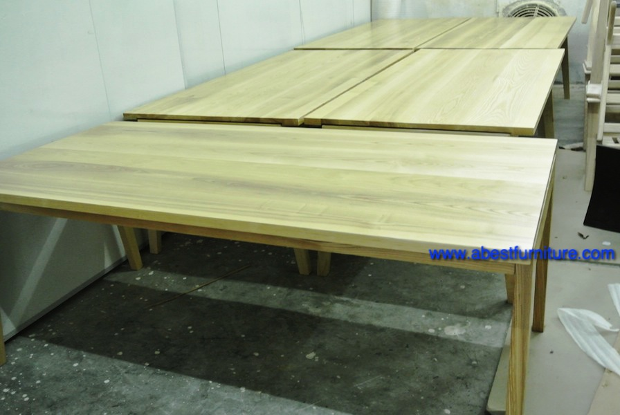 Replica Sh900 Extend Table Designer Wood Dining Tables