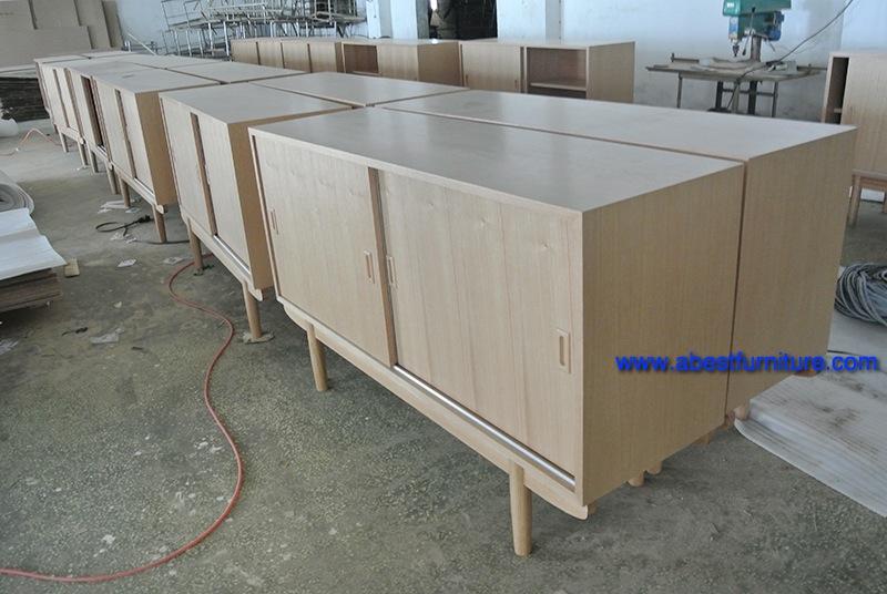 Børge Mogensen 160 sideboard Replica danish wooden ...