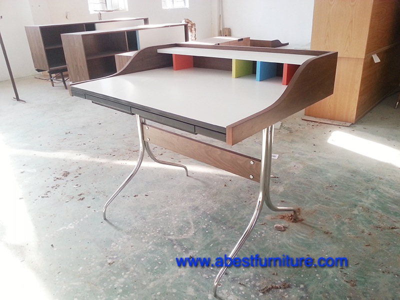 Nelson Swag Leg Desk Replica Designer Swag Desk